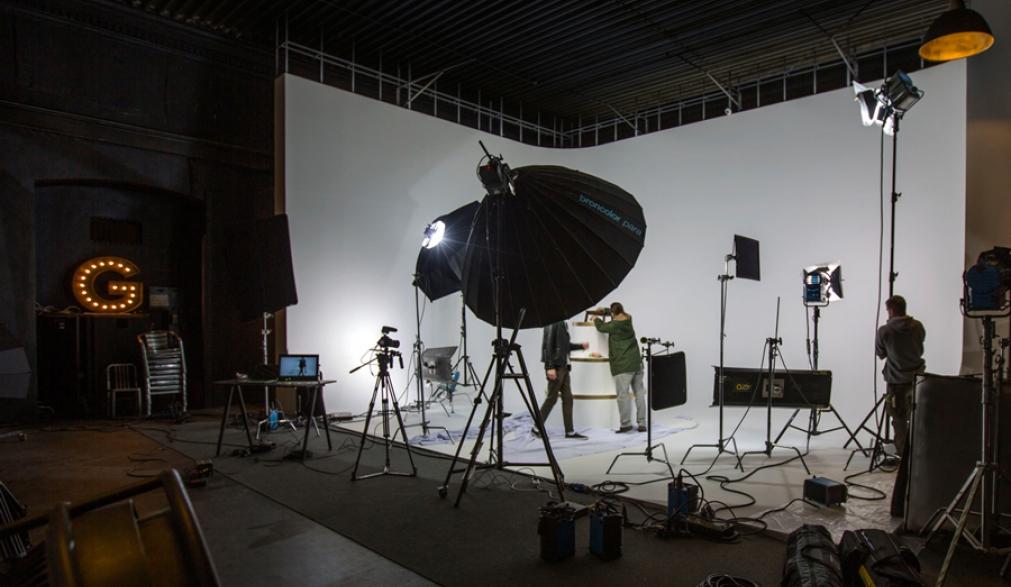 Большим съемкам большие локации - обзор Geppener studio