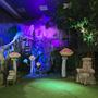 Сказочный лес и пещера
