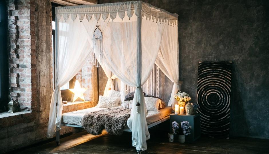 аренда фотостудии кровать влюблены счастливы, если